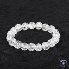 quartz crystal bracelet beads images Natural clear quartz crystal beads bracelet project yourself jpg