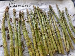 cuisiner asperge verte asperges vertes rôties au four la cuisine de quat sous