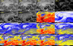 Utah Weather Map by New Weather Satellite Sends First Images Of Earth Nasa