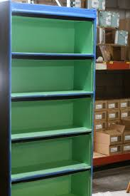 Green Bookcase Painting A Bookshelf Finish Diy Painting By Wagner Spraytech