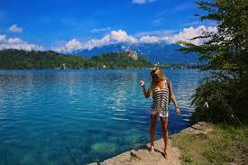 slovenia lake exploring lake bled slovenia wildluxe