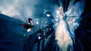 cg fantasy girls beautiful wizard desktop hd wallpaper pictures