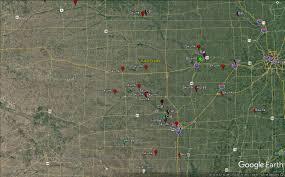 Ksu Map Past Summaries Of Results For Animals Suspected Having Rabies