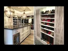 walk in closet design 13 ultra luxurious walk in closet designs by lisa adams youtube