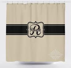 best 25 monogram shower curtains ideas on pinterest monogram