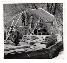 buckminster fuller u0027s home in a dome sometimes interesting