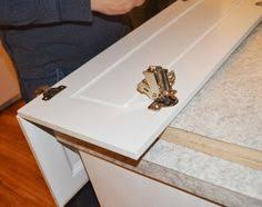 how to install lazy susan cabinet owner building a home the momplex installing pie cut hinged doors
