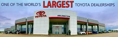 toyota dealer in arlington toyota