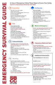 Fire Evacuation Plan For Care Homes by Security Annual Security Report Santa Barbara City College