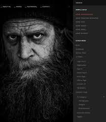 preview ja resume u2013 responsive joomla template for resume