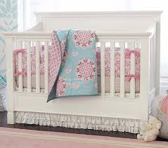 Dahlia Nursery Bedding Set Baby Bedding Set Pottery Barn