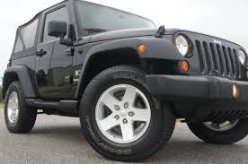 wrecked jeep wrangler for sale 2009 jeep wrangler x for sale 3 8l motor automatic black salvage