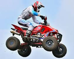 atv motocross k u0026n sponsored david haagsma takes personal best pro atv finish at