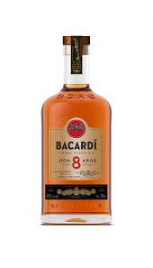 bacardi 151 logo review bacardi ron 8 anos u2013 drinkhacker