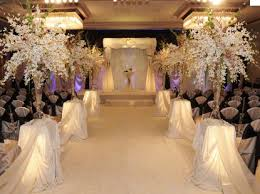 make your own wedding decorations wedding corners