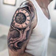 the 25 best steampunk tattoo sleeve ideas on pinterest