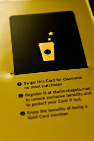starbuck gold card friendship personalized gold card starbucks 2015 plus personalized