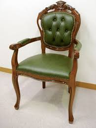 chairs glamorous green leather dining chairs green leather