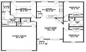 floor plan for 3 bedroom 2 bath house terrific duplex house plans free download gallery best idea home