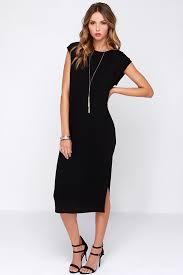 casual dress casual dress black dress shift dress midi dress 29 00