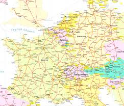 map of germany cities map of germany and switzerland with cities austria black showy