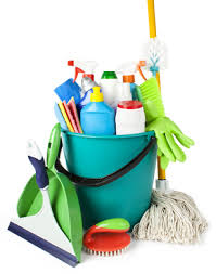cleaning supplies checklist archives life organizing tips