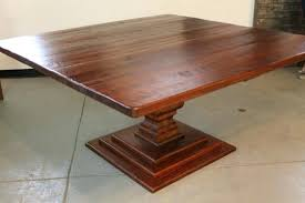 rustic square dining table rustic square dining table ibbc club