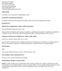 data entry resume example lukex co