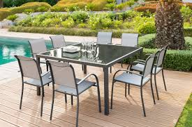 Table De Jardin 10 Personnes by