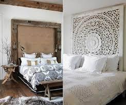 einrichtung schlafzimmer ideen schlafzimmer ideen für rustikale bett kopfteile aus
