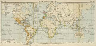 Map Of Th World by