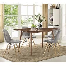 century dining room furniture corrigan studio gust mid century dining table reviews wayfair