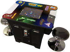 Cocktail Arcade Cabinet Kit Collectible Arcade Game Machines Ebay