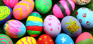 easter eggs for decorating easter egg decorating ideas for kids humpty egg yarn markers