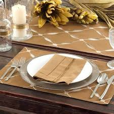 table runner placemat set table runner and placemats icenakrub