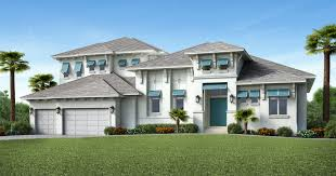 stock custom homes to complete marco island model by mid july