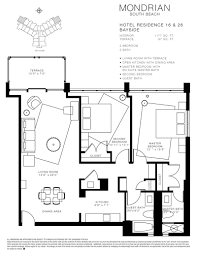 eastpoint green floor plan mondrian i adore miami
