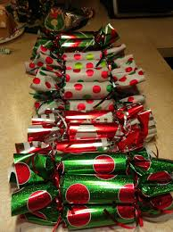 christmas party favors so simple toilet paper rolls fill