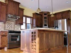 Lakeside Cabinets Kitchens With Light Wood Cabinets And Black Countertops Of