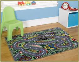 Childrens Play Rug by Carpet Astonishing Racetrack Carpet Design Car Track Rugs For