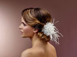 hair corsage hair corsage with flowers bb 303 d poirier