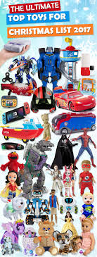 christmas toys top toys for christmas 2017 buzz