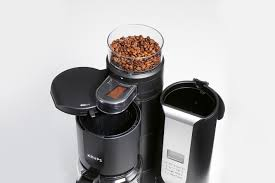 Coffee Grinder Tray Amazon Com Krups Km7005 Grind And Brew Coffee Maker With