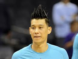 watch jeremy lin honors nephew with new haircut thescore com