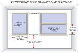 Bedroom Window Size by Index Of Gallery Images Spanish Inspection Graphics Spanish