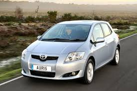 toyota auris used car toyota auris 2007 2010 used car review car review rac drive