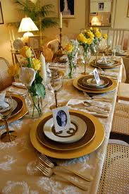 design an inspiring table setting hgtv