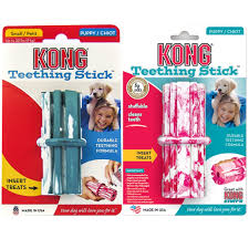 Small 2 by Puppy Kong Puppy Teething Stick Small 2 9 Months