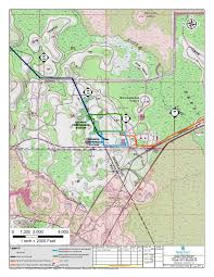 Map Of Ocala Fl Five Compressor Stations Proposed By Sabal Trail And Spectra