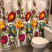 Cynthia Rowley Curtain 33 Off Cynthia Rowley Accessories Cynthia Rowley Fiorina Floral